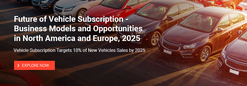 Vehicle Subscription